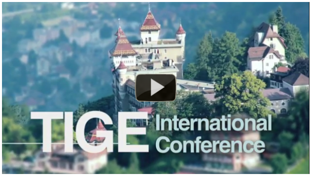 TIGE International Conferences in Caux, Switzerland